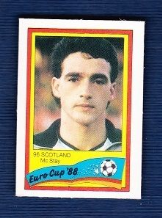 Scotland Paul McStay Glasgow Celtic